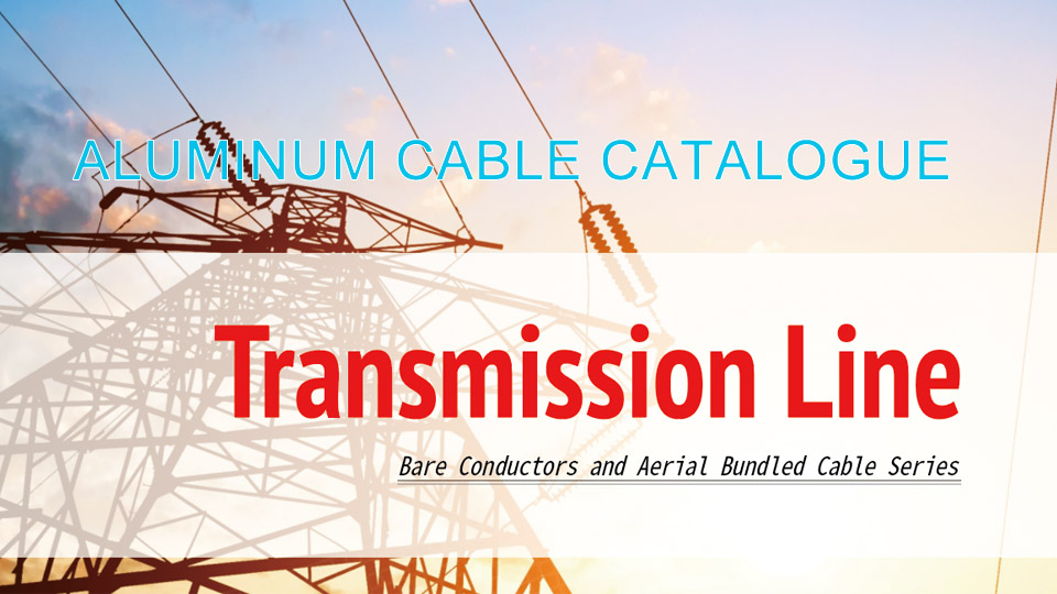 KINGYEAR Aluminum Conductor and Cable Catalogue